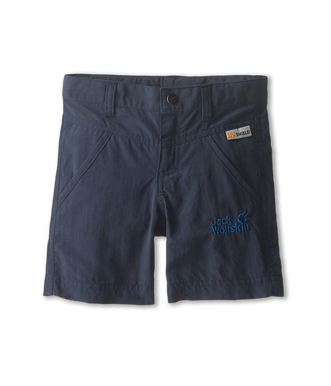 Jack Wolfskin Kids - Sun Shorts (Toddler/Little Kid/Big Kid) (Night Blue) Kid
