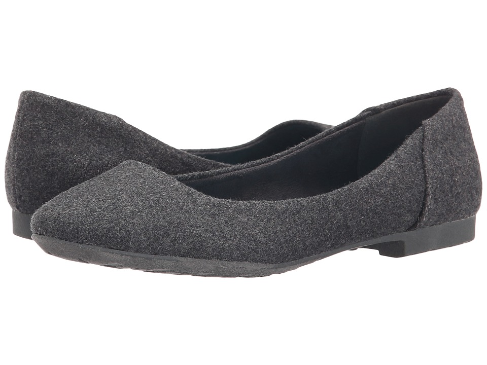 Blowfish - Roadie (Grey Two-Tone Flannel) Women's 1-2 inch heel Shoes
