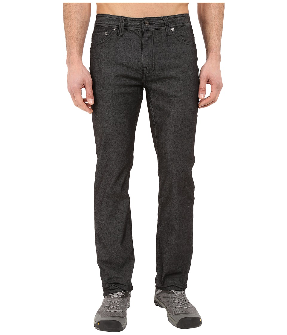 Prana - Bridger Jeans (Black) Men's Jeans