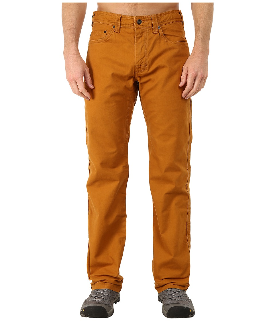 Prana - Bronson Pant (Cumin) Men's Casual Pants