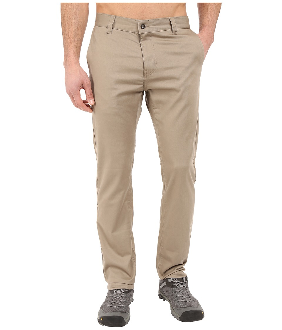 Prana - Table Rock Chino Pants (Dark Khaki) Men's Casual Pants