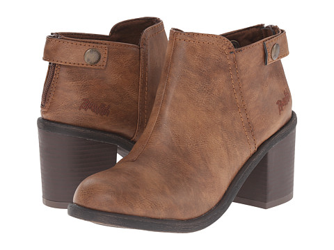 Blowfish - Marra (Whiskey Paso PU) Women's Pull-on Boots
