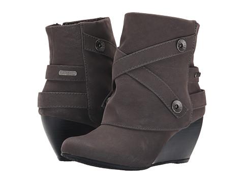 Blowfish - Batone (Grey Fawn PU) Women's Boots