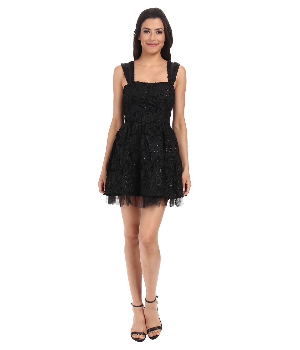 Gabriella Rocha - Roxy Dress (Black) Women's Dress
