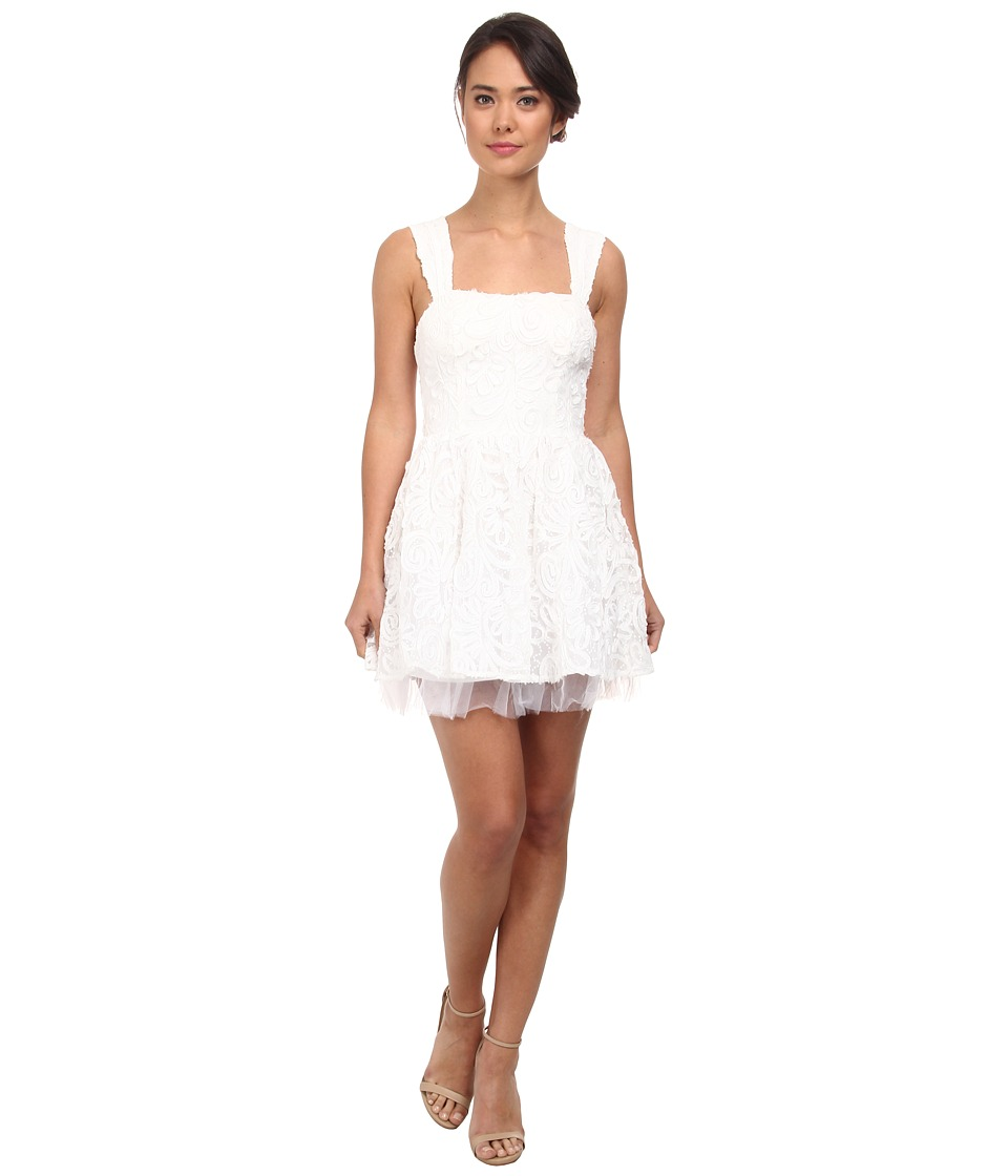 Gabriella Rocha - Roxy Dress (White) Women's Dress