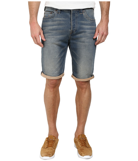 True Religion - Dean Sluchy Tappered Shorts (Desert Floor) Men