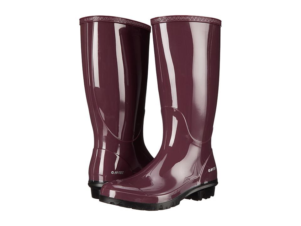 Hi-Tec - Paddington (Plum) Women's Boots