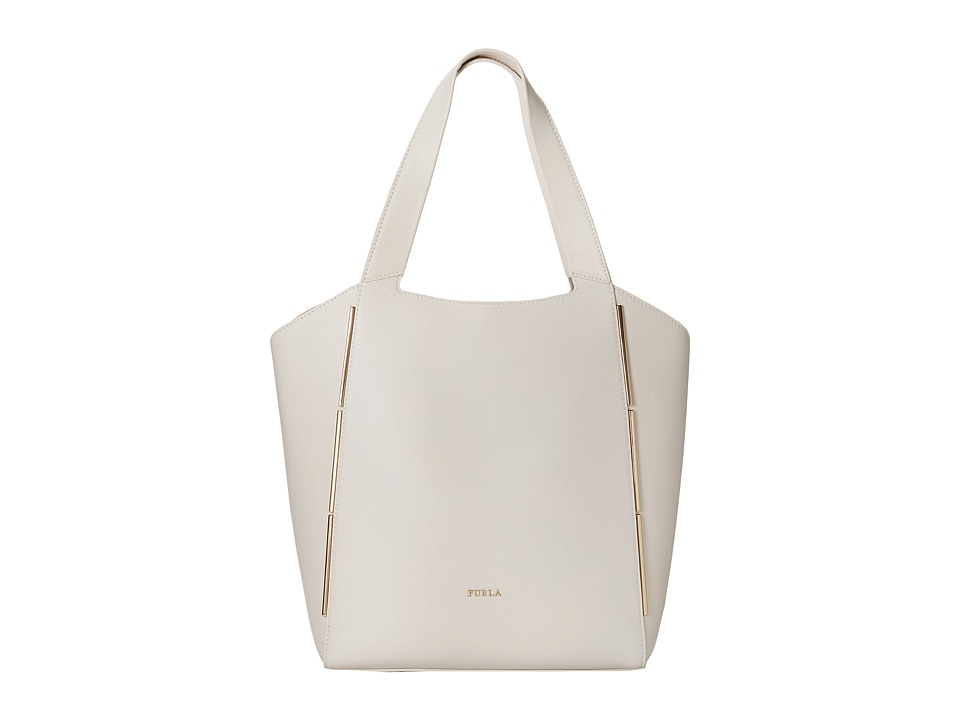 Furla - Audrey Medium Tote North/South (Petalo) Tote Handbags