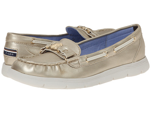 Tommy Hilfiger - Lhani (Platinum/Chic Cream) Women