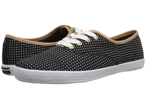 Tommy Hilfiger - Tahlor (Black Multi (Polka Dot)) Women's Lace up casual Shoes