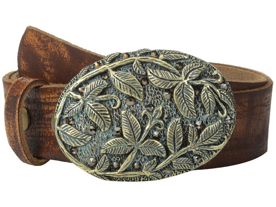 Leatherock - 1282 (Brown) Women's Belts