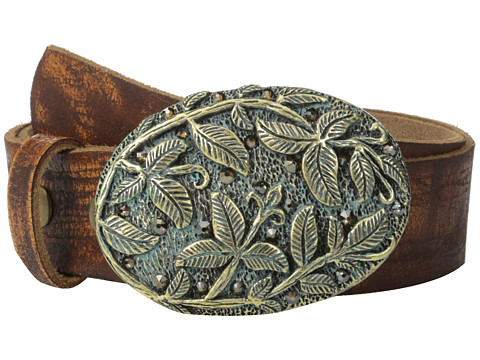 Leatherock - 1282 (Brown) Women's Belts