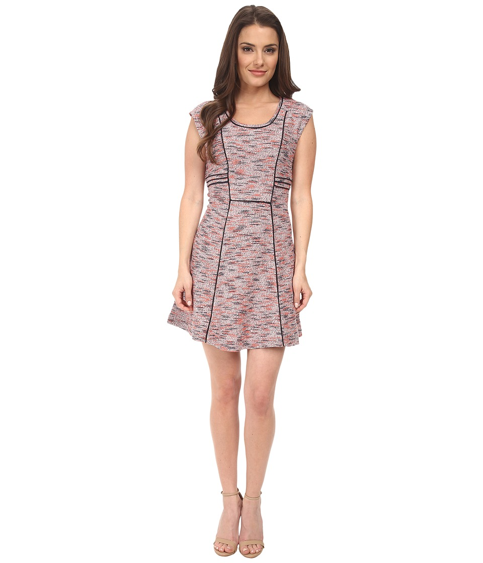 NIC+ZOE Petite Tweedy Tribal Dress (Multi) Women