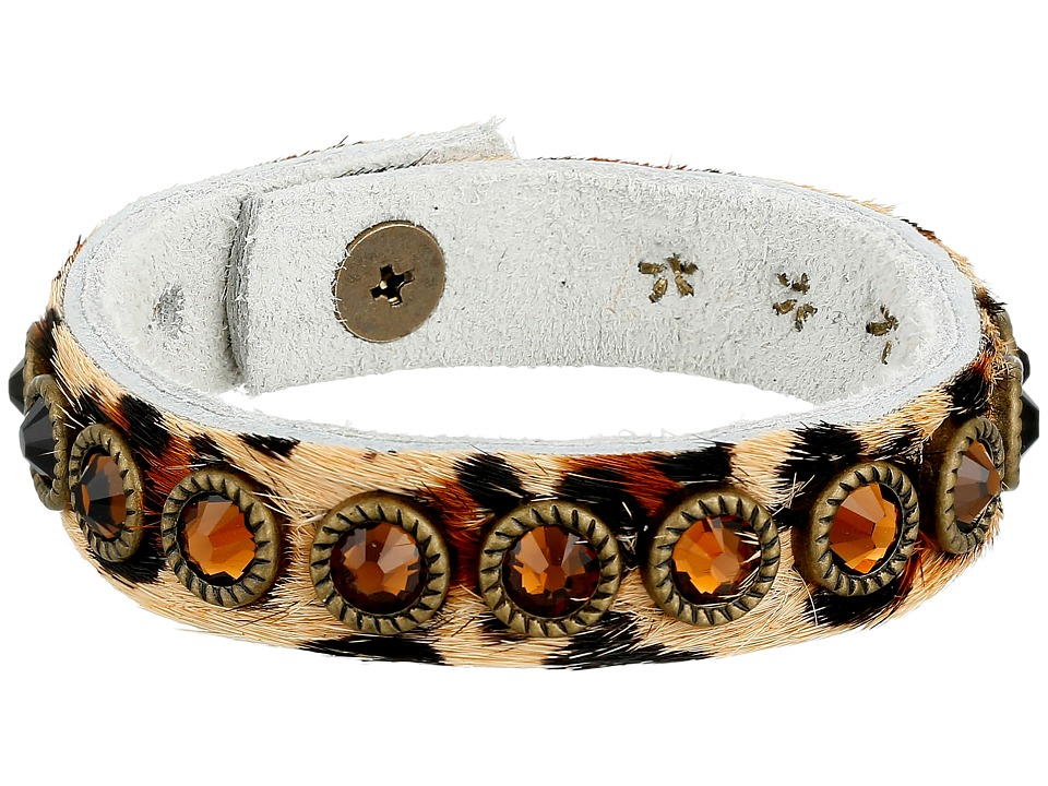 Leatherock - B597 (Jag Natural) Bracelet