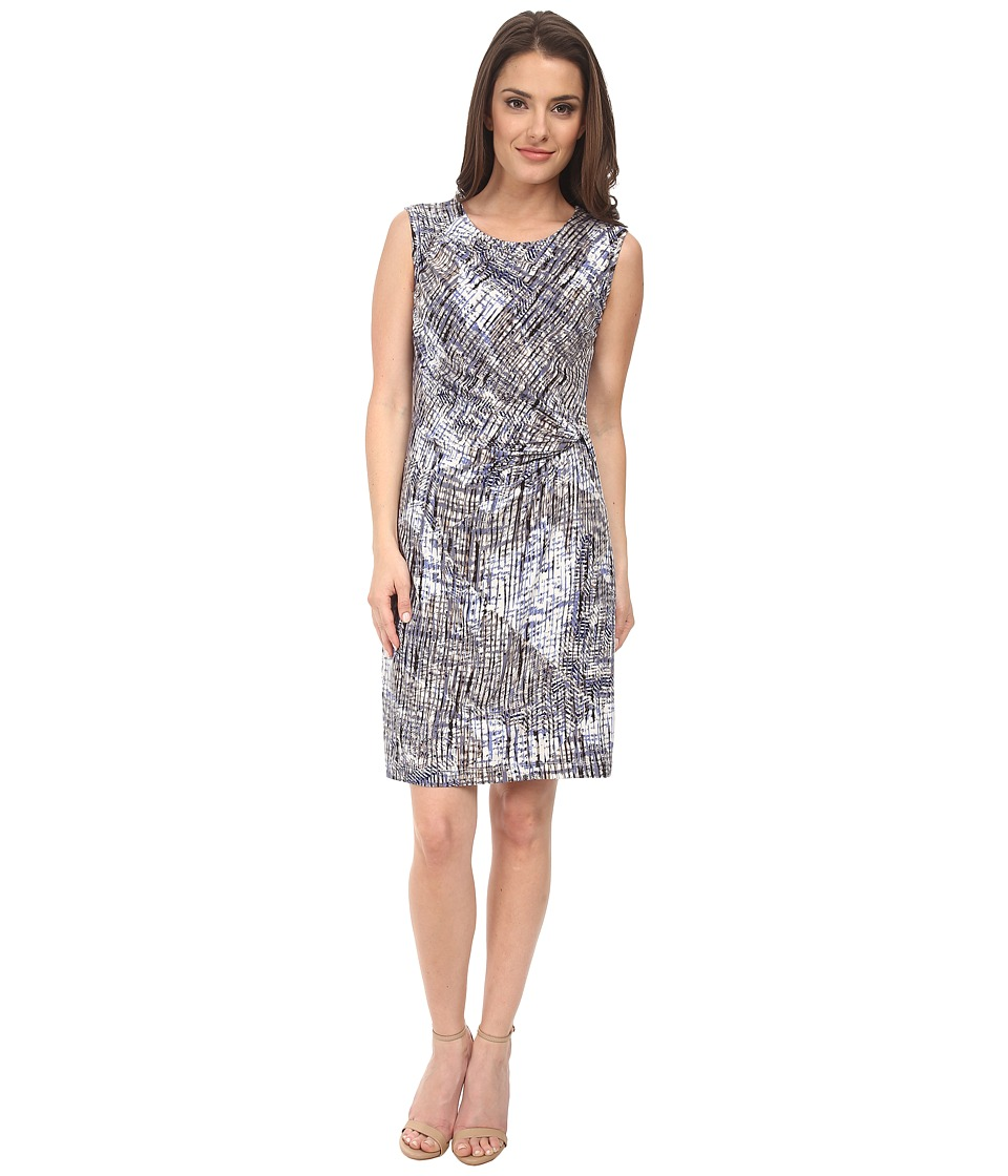 NIC+ZOE - Petite Spring Rain Dress (Multi) Women's Dress