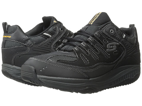 SKECHERS - Shape-Ups XT All Day Comfort (Black/Charcoal) Men