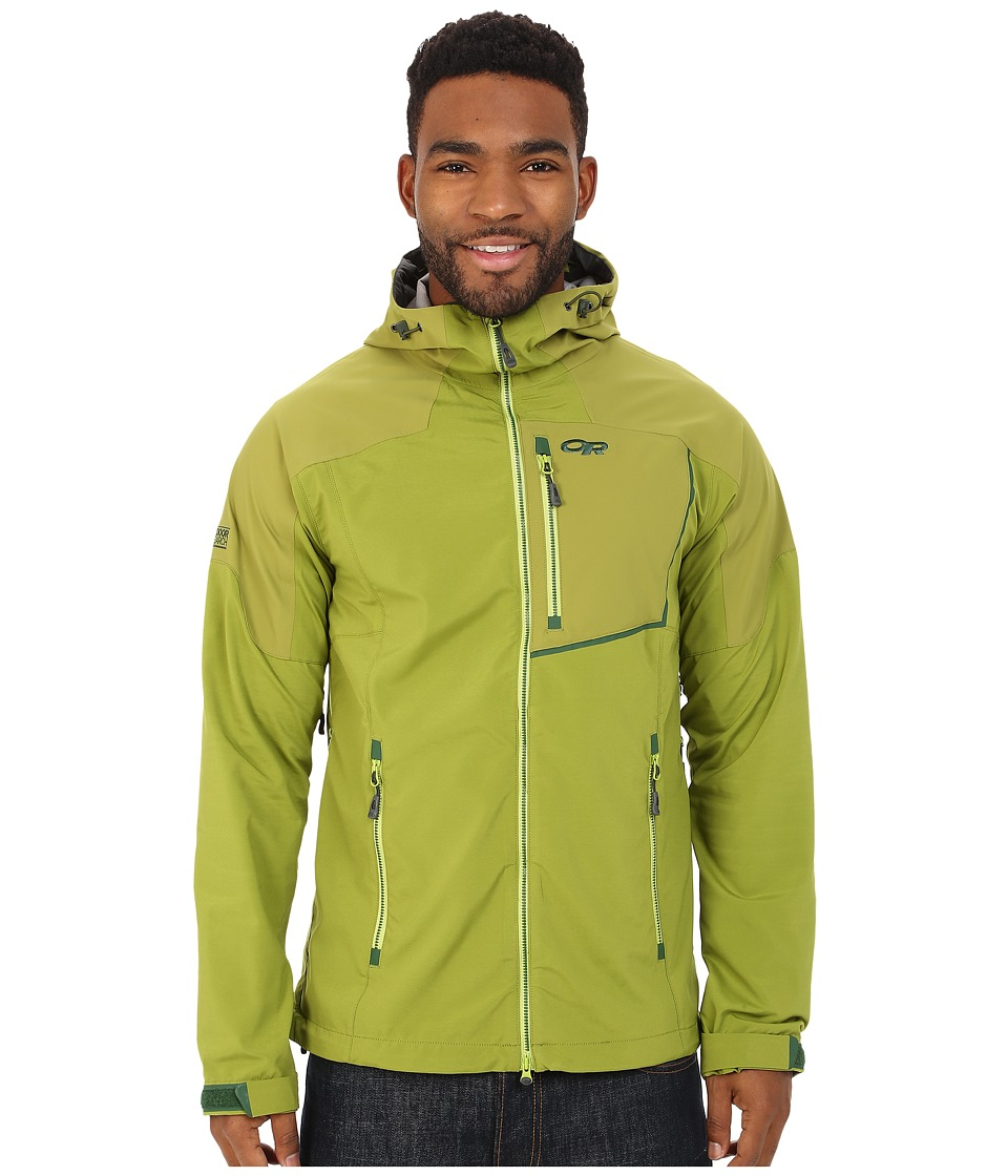 Outdoor Research - Trailbreaker Jacket (Hops) Men's Jacket