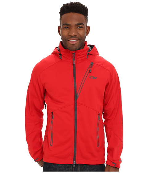 Outdoor Research - Linchpin Hooded Jacket (Hot Sauce) Men