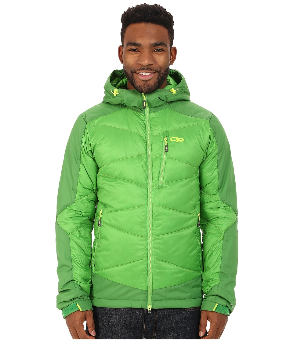Outdoor Research - Diode Hooded Jacket (Flash/Dark Flash) Men's Coat