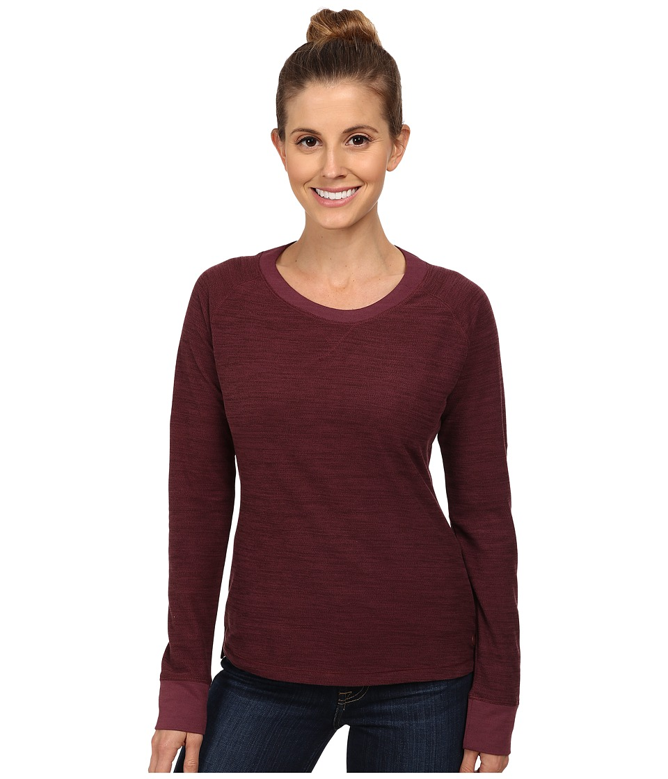 Outdoor Research - Zenga Long Sleeve Shirt (Pinot) Women's Long Sleeve Pullover