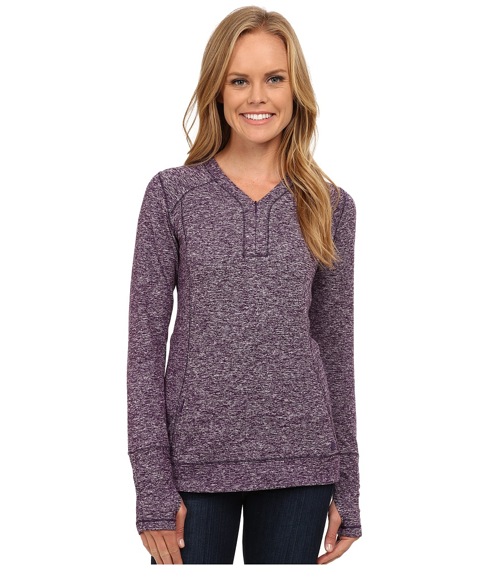 Outdoor Research Melody Long Sleeve Shirt (Elderberry) Women