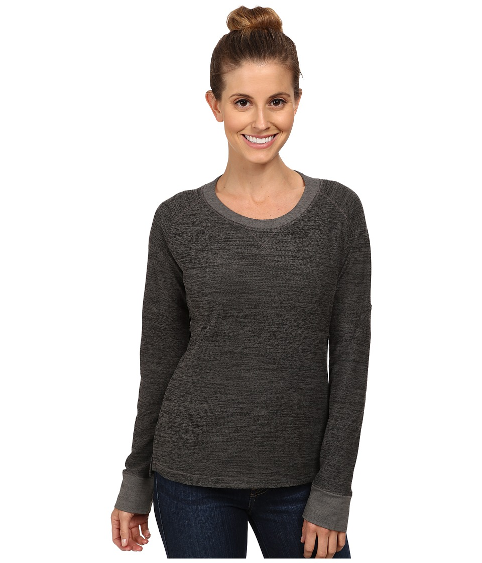 Outdoor Research - Zenga Long Sleeve Shirt (Charcoal) Women's Long Sleeve Pullover