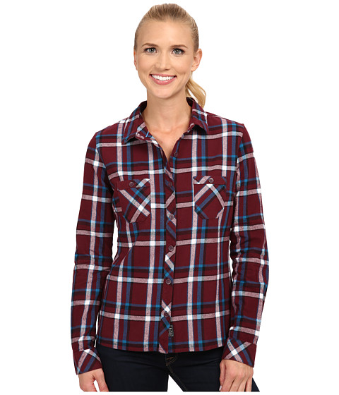 Outdoor Research - Ceres Long Sleeve Shirt (Pinot) Women's Clothing