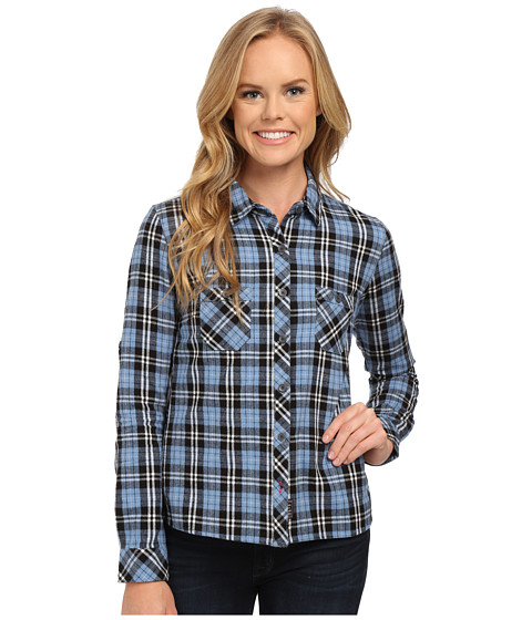 Outdoor Research - Ceres Long Sleeve Shirt (Cornflower) Women's Clothing