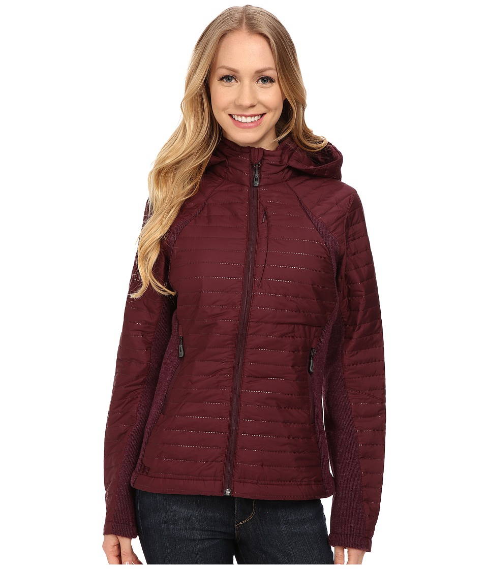 Outdoor Research - Vindo Hoodie (Pinot) Women's Jacket