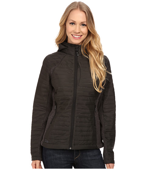 Outdoor Research - Vindo Hoodie (Charcoal) Women's Jacket