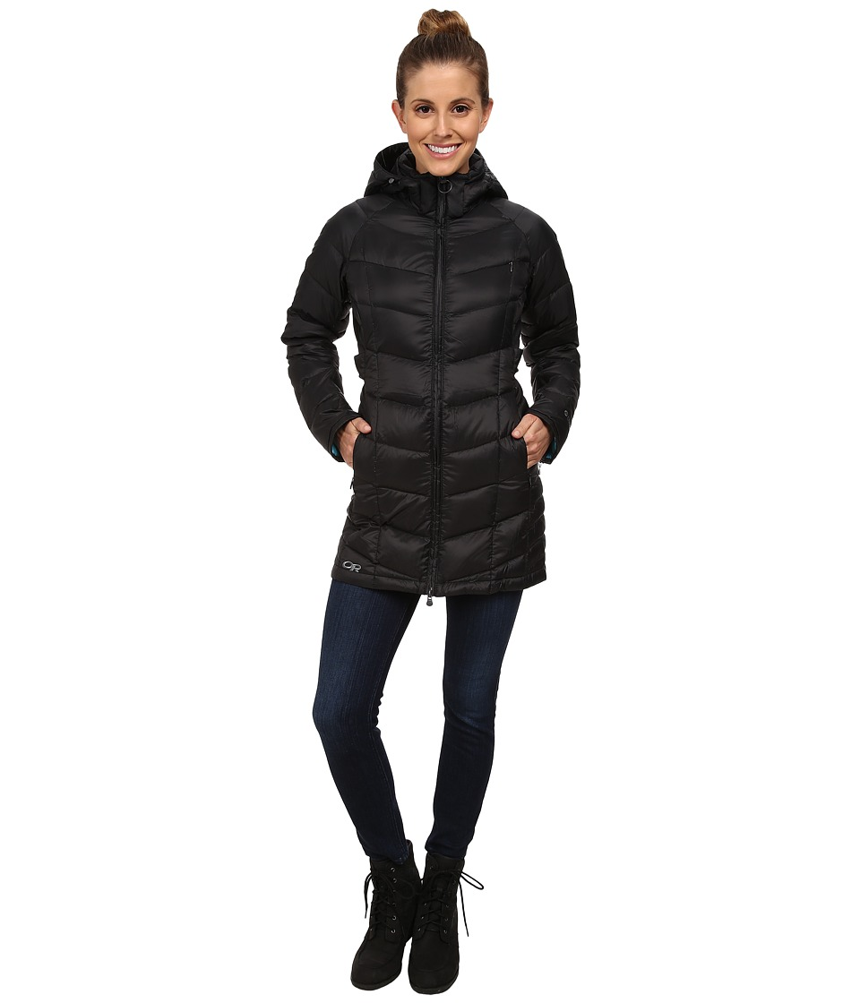 Outdoor Research - Sonata Parka (Black/Rio) Women's Coat