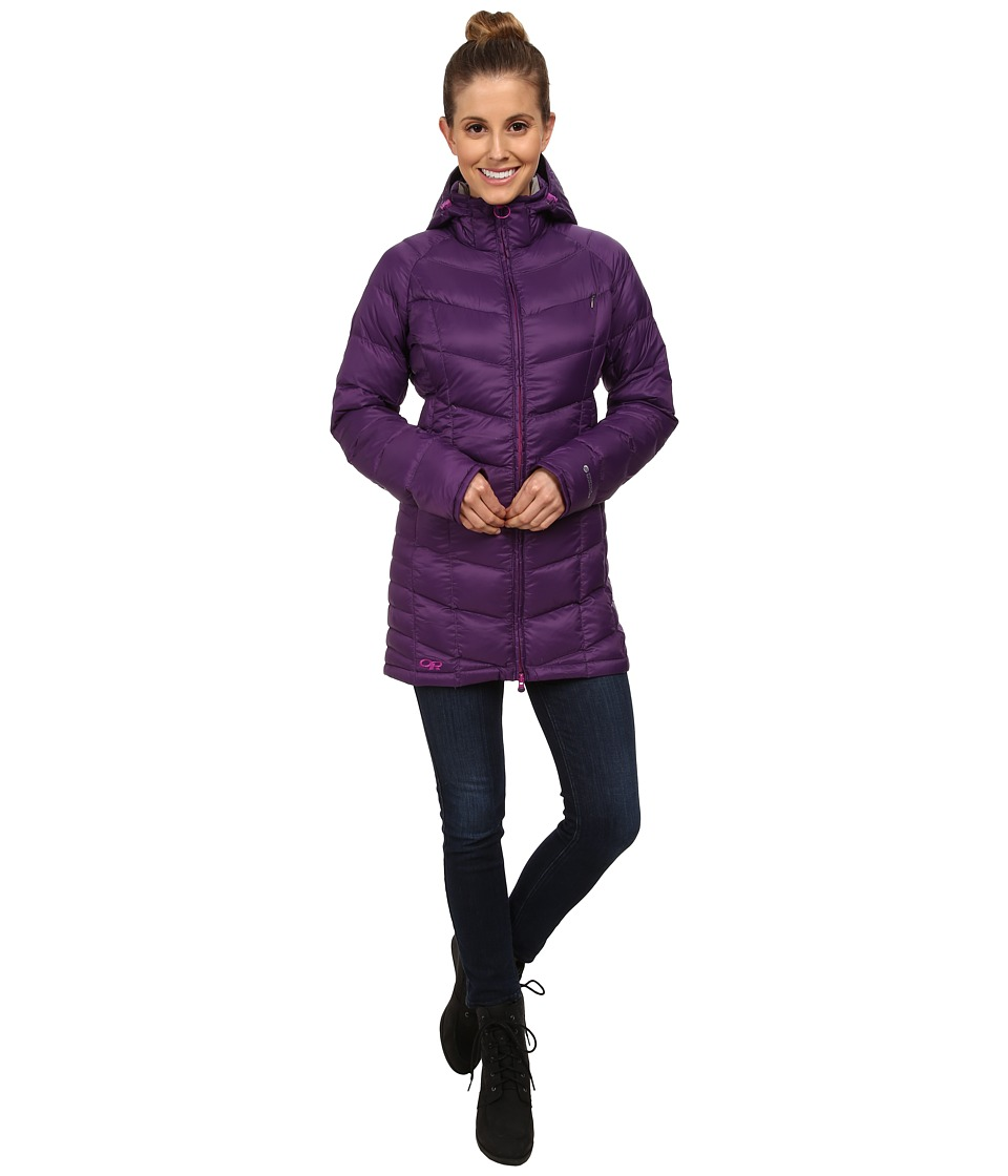 Outdoor Research - Sonata Parka (Elderberry) Women's Coat