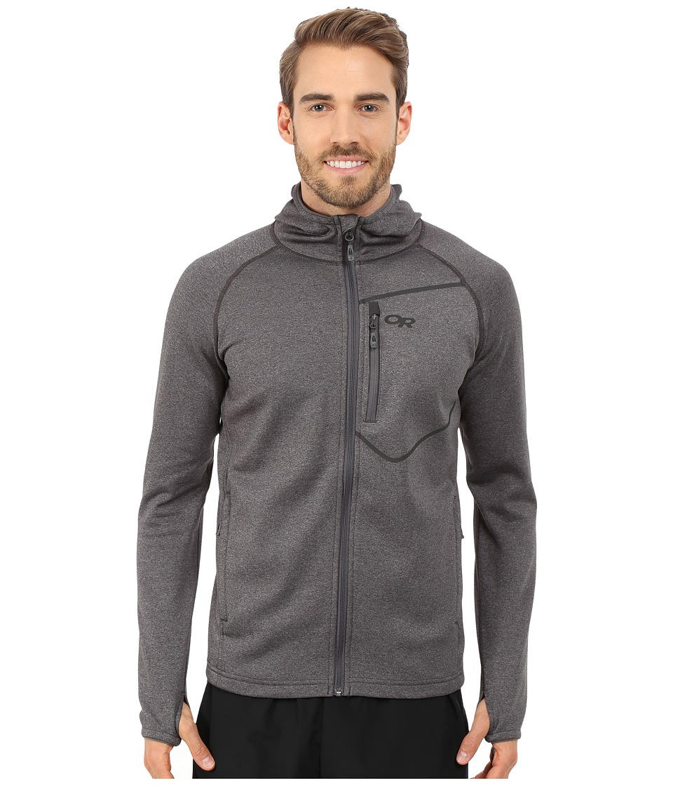 Outdoor Research - Starfire Hoodie (Charcoal) Men's Sweatshirt