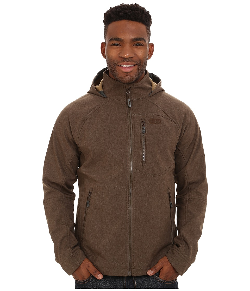 Outdoor Research - Deadbolt Hoodie (Earth) Men's Sweatshirt