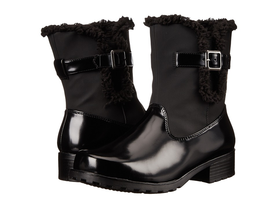 Trotters - Blast III (Black Box Leather) Women's Zip Boots