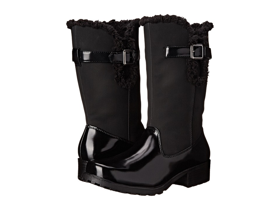 Trotters - Blizzard III (Black Box Leather) Women