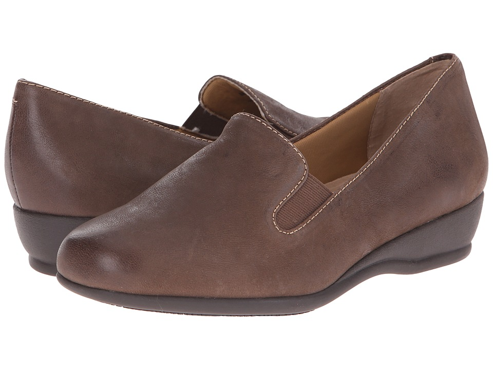 Trotters Lamar (Sage Veg Tumbled Leather) Women