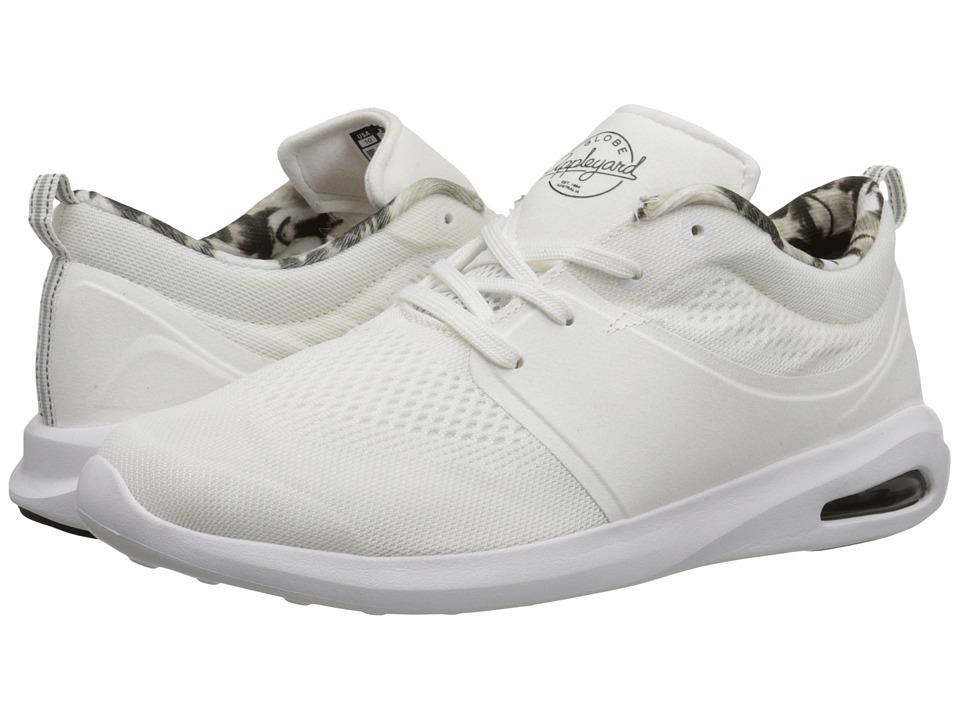 Globe - Mahalo Lyte (White) Men's Skate Shoes