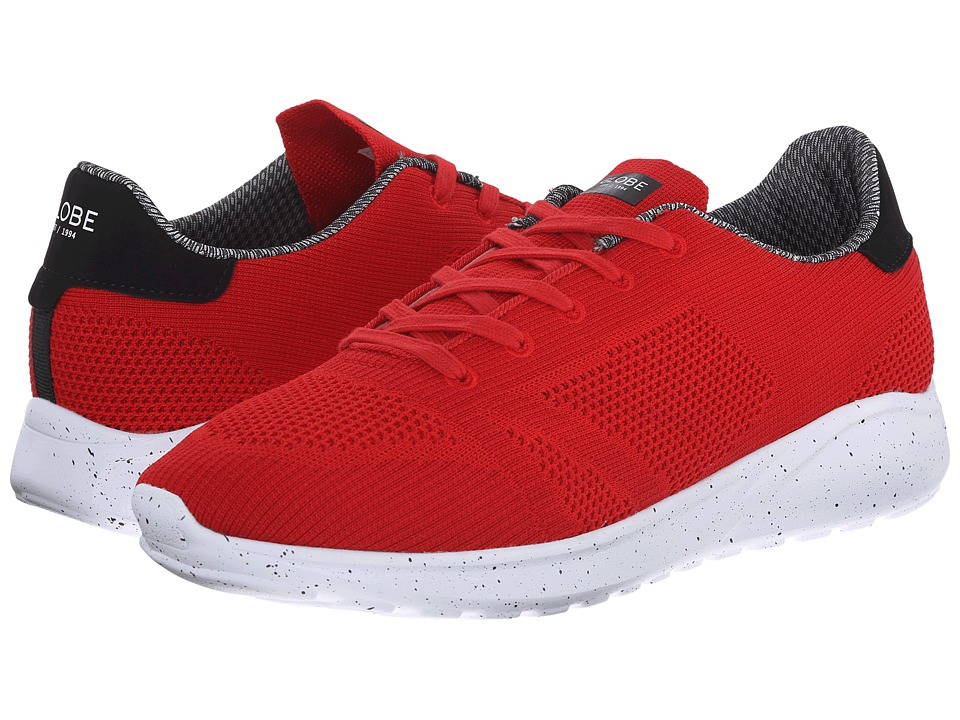 Globe - Avante (Red/Black) Men's Shoes