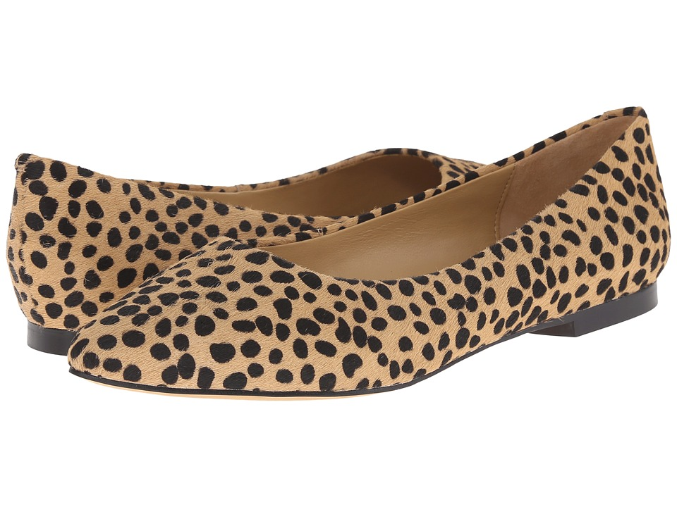 Trotters - Estee (Dark Tan Cheetah) Women