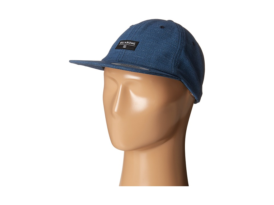 Billabong - Smilo Hat (Blue) Caps