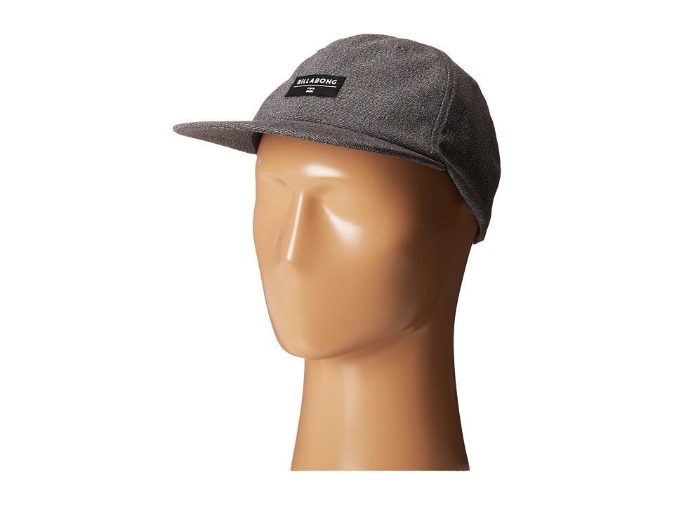 Billabong - Smilo Hat (Charcoal) Caps
