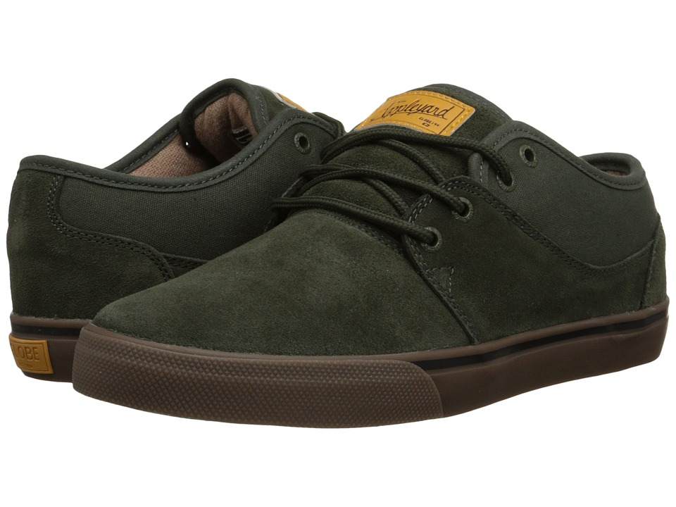 Globe - Mahalo (Dark Green) Men