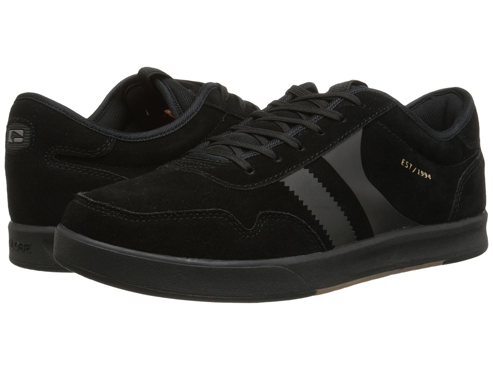 Globe - Encore Zone (Black/Black) Men's Shoes