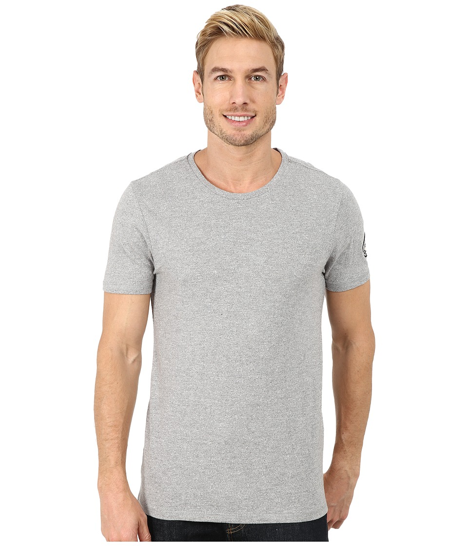 Life is good - Slub Crew Tee (Frosted Gray) Men