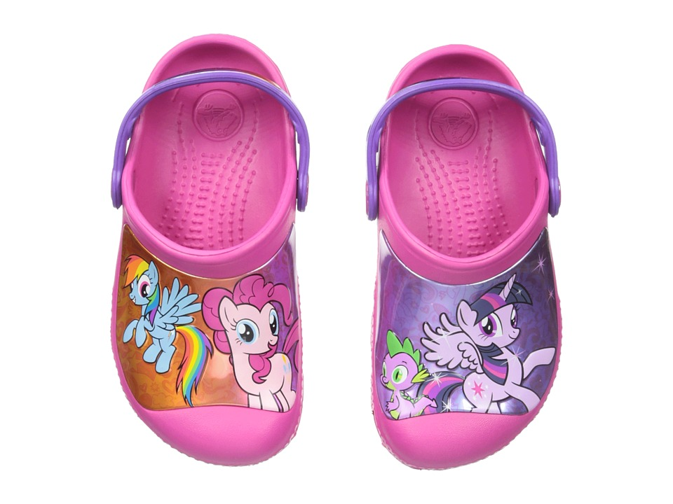 Crocs Kids - My Little Pony Clog (Toddler/Little Kid) (Candy Pink) Girls Shoes