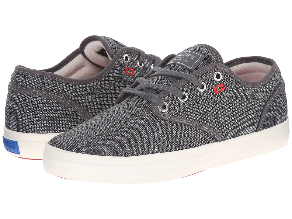 Globe - Motley (Black Tweed/Red) Men