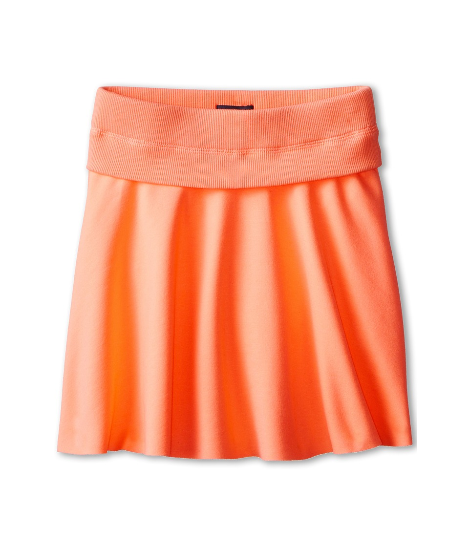Tommy Hilfiger Kids - Ponte Skirt (Big Kids) (Melon) Girl