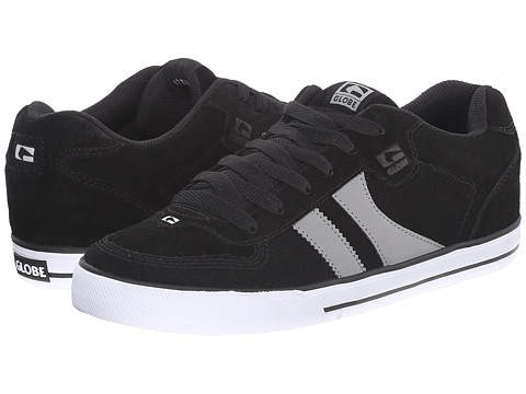 Globe - Encore (Black/Silver) Men's Skate Shoes