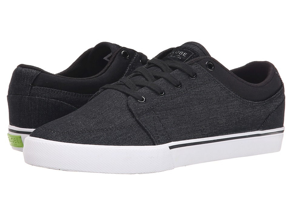 Globe - GS (Black Denim) Men